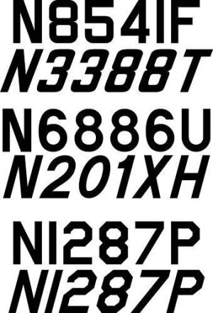 N-numbers