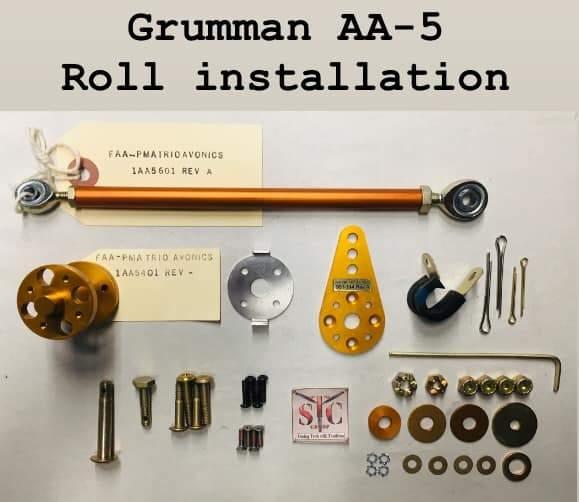 installation-kit-for-roll-servo-in-a-grumman-aa5